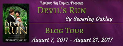 Devil's Run Book Tour
