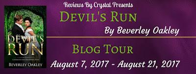 devil's run blog tour