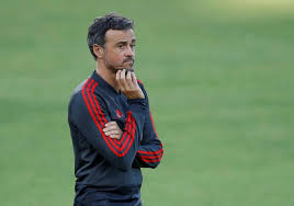 Luis Enrique Leaves Spain post