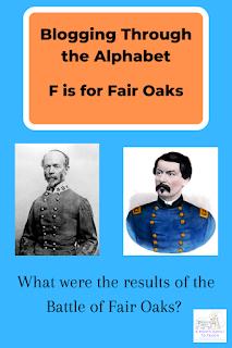 General Johnston and General McClellan
