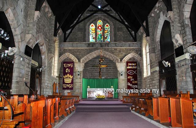 Gereja St. Michael's Sandakan Sabah