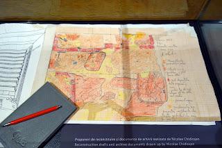 Koh I Noor sketches museum