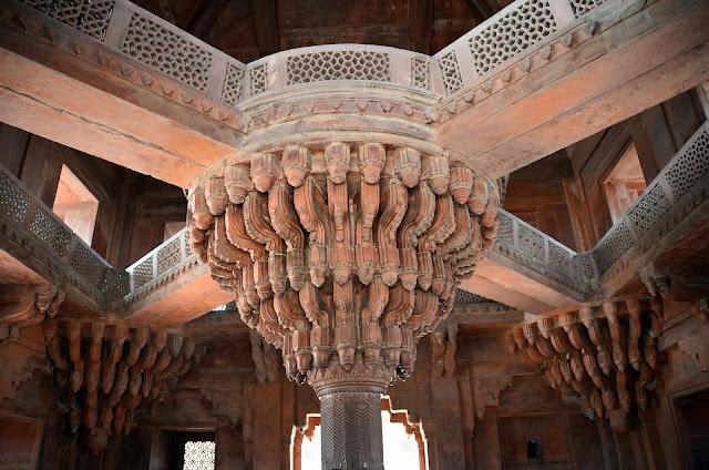 diwan-e-khas-fatehpur-sikri, heritageofindia, Indian Heritage, World Heritage Sites in India, Heritage of India, Heritage India