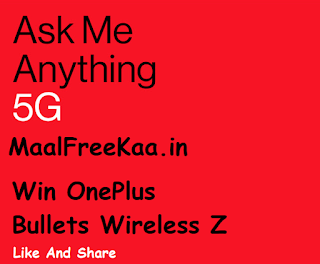 Ask me Anything About 5G