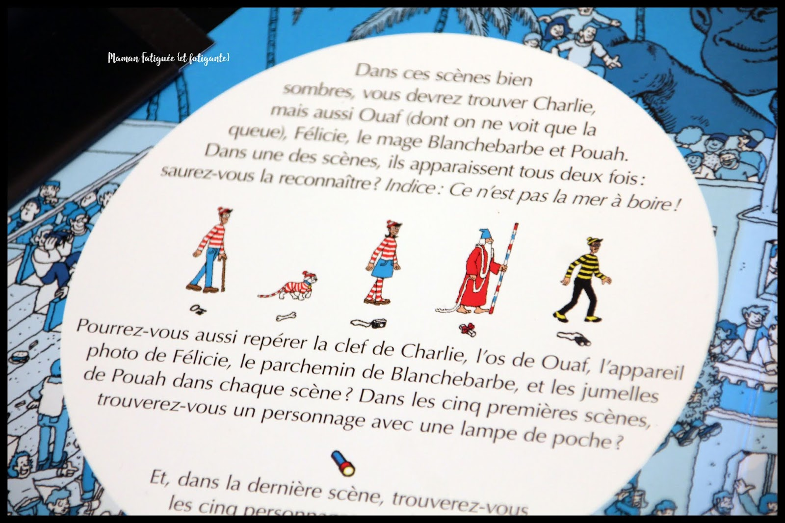 {et Fatigante} Fatiguée Maman 5ra34lj Est Diabolique Où Charliel'enquête 80nOkwP