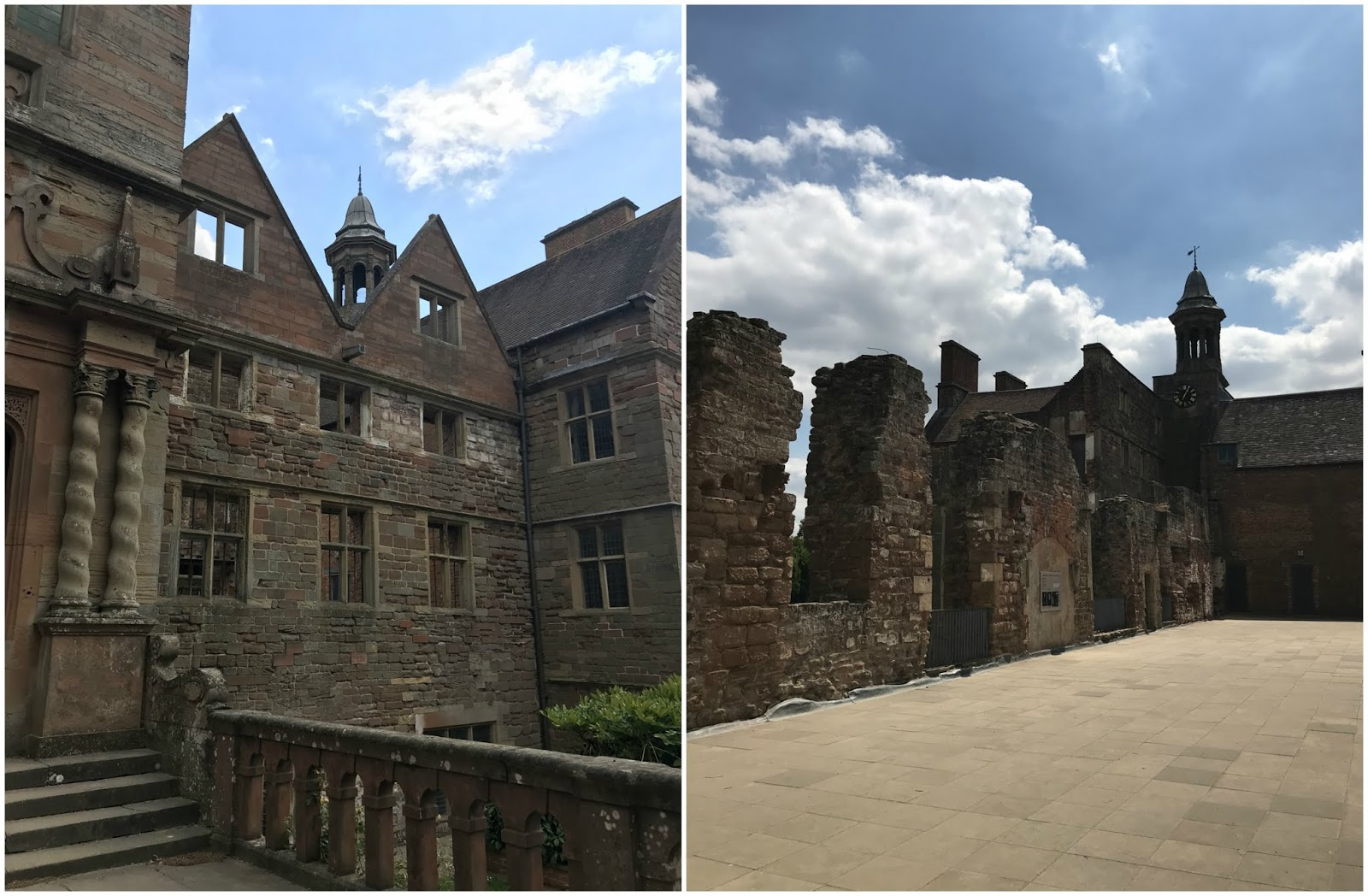 Rufford Abbey ruins \ country park \ Nottingham