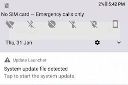 Cara Install Android 9.0 Pie Di Asus Zenfone Max Pro M1