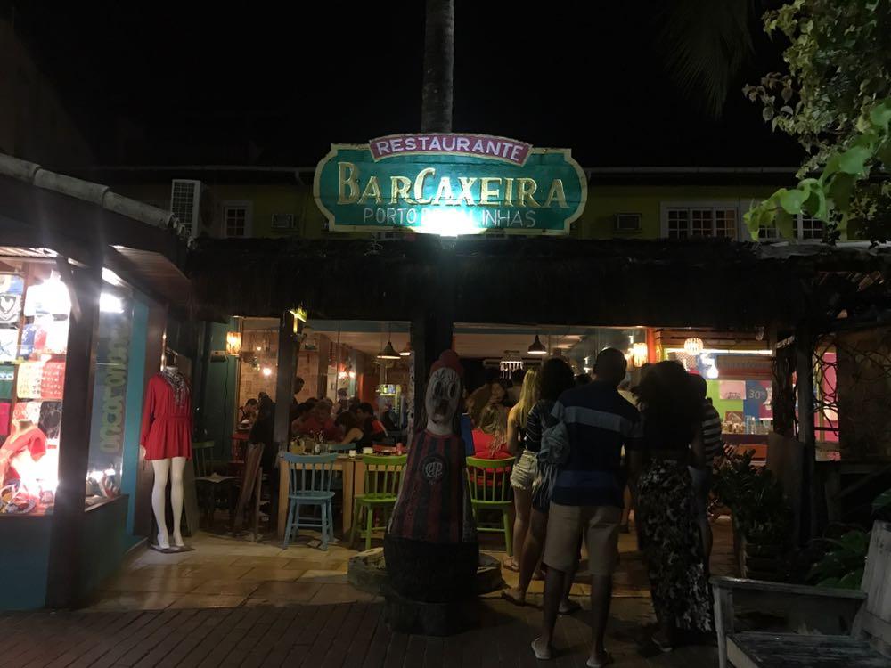 Restaurante Barcaxeira Porto de Galinhas