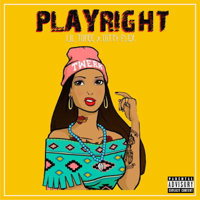 Mallam Media: [Mallam Music]Ditty Flex ft. Lil Tofee - Playright