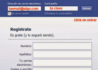 facebook argentina iniciar sesion