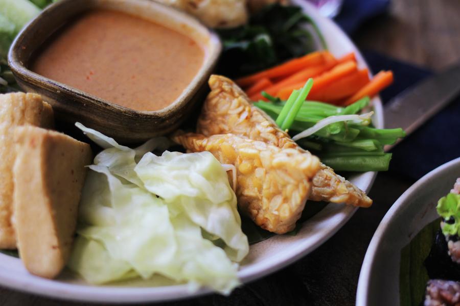 tofu temphe ubud monkey forrest