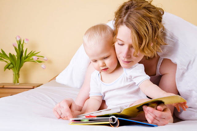 علمي طفلك القراءة