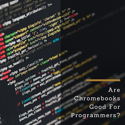 Are Chromebooks Good For Programmers