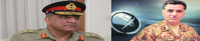 Fissure Widens Between Pak Army And ISI Chiefs Over Control In Afghanistan