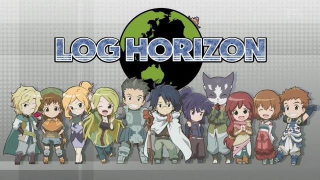 Log Horizon tendrá una tercera temporada en octubre