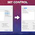 Set Control in 2020.2 – Three Main Configurations