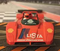 """Ferrari 333 SP Indianapolis """"Lista"""" SCX"""