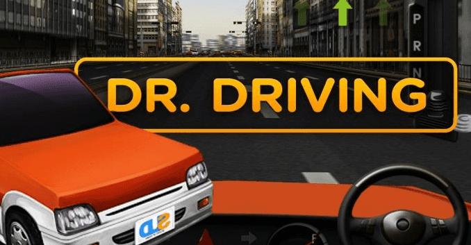 تحميل لعبة Dr. Driving للاندرويد برابط مباشر مجانا