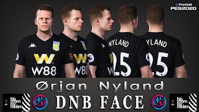 PES 2020 Faces Ørjan Nyland by DNB