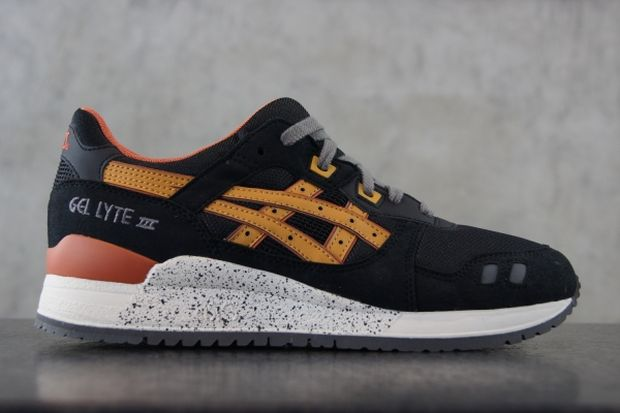 Asics Effortlesslyfly Gel Iii Lyte ~ Blacktan ~ CxBoredW