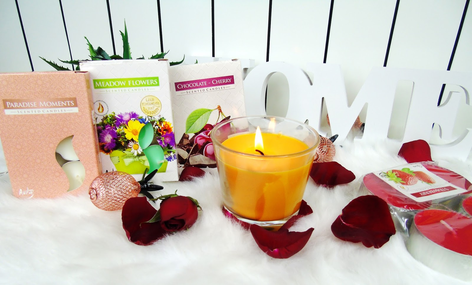 BISPOL - Aromatyczne świece i podgrzewacze, które wyczarują romantyczny nastrój w Twoim domu.