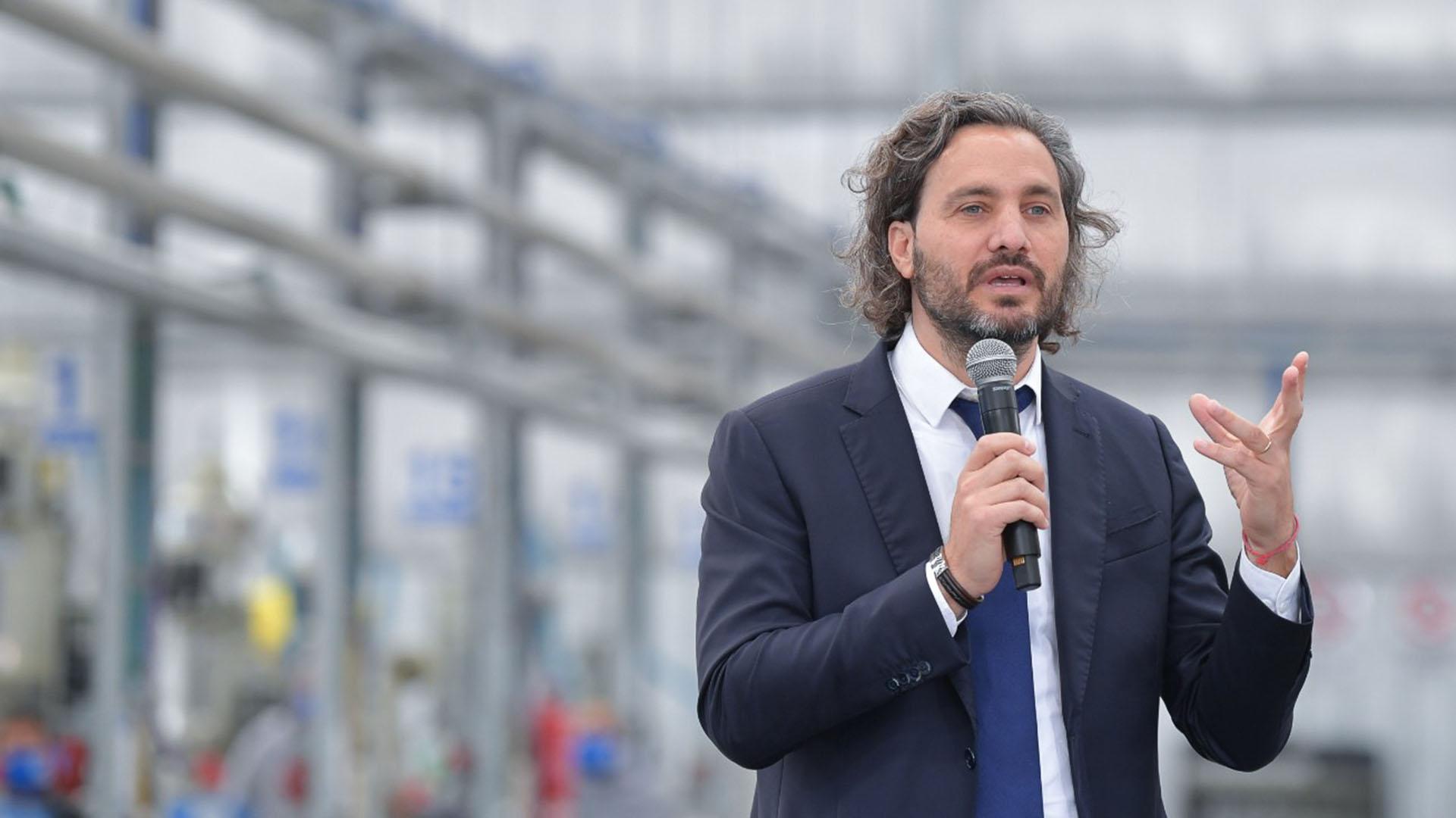 """Santiago Cafiero volvió a defender a Alberto Fernández por el festejo en Olivos: """"El Presidente no jodió a nadie"""""""