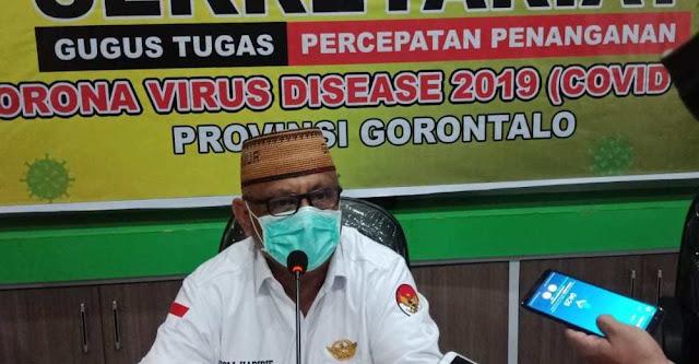 Gubernur Gorontalo Donasikan Seluruh Gajinya Sampai Akhir Jabatan Tahun 2022 Demi Tangani Covid-19