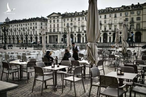 Số ca nhiễm vượt 9.000, Italy mở rộng phong tỏa ra cả nước