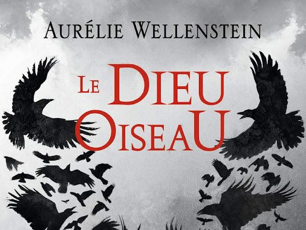 Le Dieu oiseau d'Aurélie Wellenstein