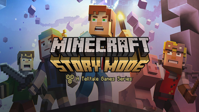 Minecraft: Story Mode (Complete) Image