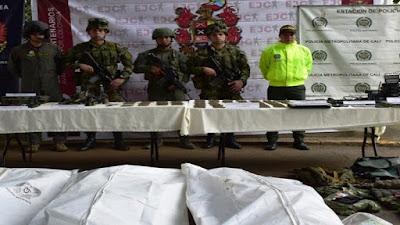 Tres miembros del ELN murieron en combate con el Ejército Nacional en Litoral del San Juan
