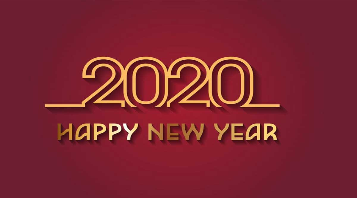 Happy New Year 2020 Images Pictures & Photos Download