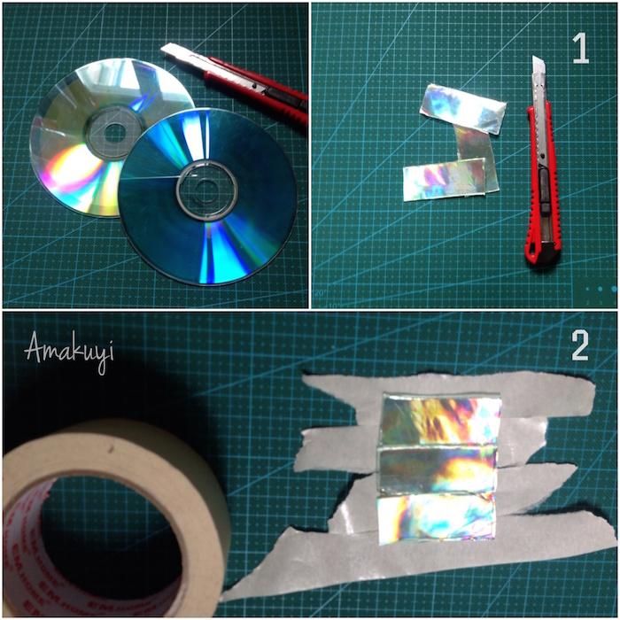 Cómo hacer un caleidoscopio casero reciclando rollos de papel higiénico