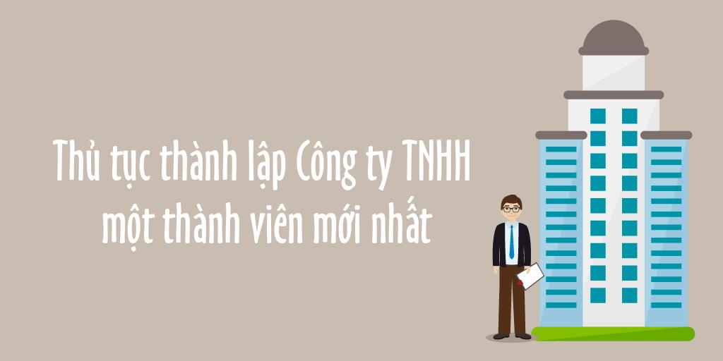 Thủ tục thành lập công ty tnhh một thành viên,Cong ty TNHH