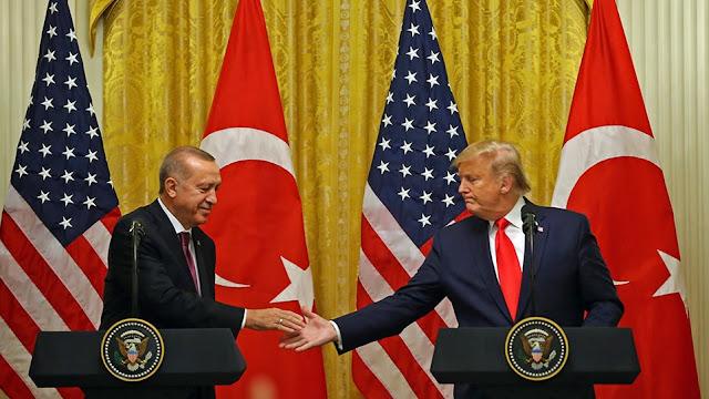 Toυρκικά ΜΜΕ: Ο Ερντογάν «νίκησε» τον Τραμπ