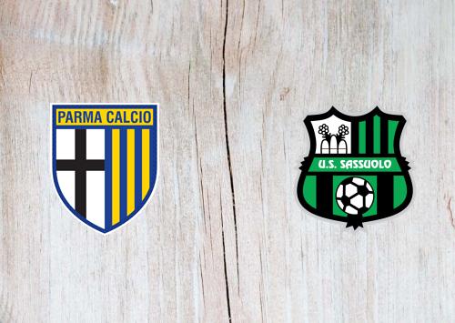 Parma vs Sassuolo - Highlights 25 September 2019