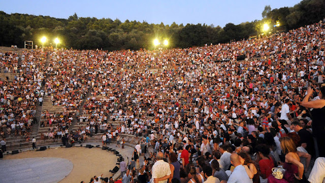 Αυτό ειναι το πρόγραμμα του Φεστιβάλ Αθηνών και Επιδαύρου (βίντεο)