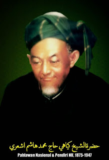 Pahlawan KH. Hasyim Asyari