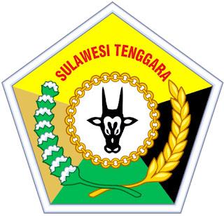Gambar Lambang Sulawesi Tenggara
