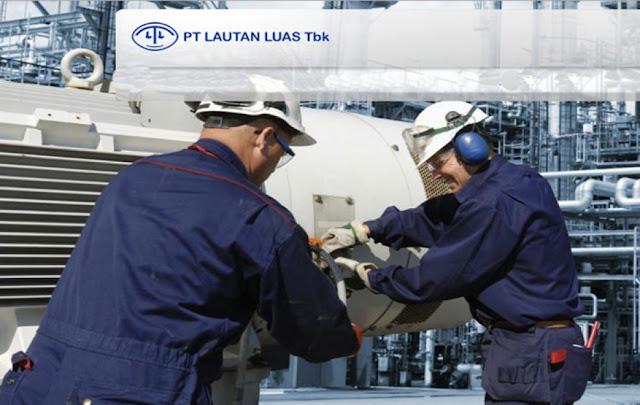 Lowngan Kerja Terbaru PT Lautan Luas Tbk Jobs Customer Service Representative, Maintenance Manager, Marketing Support, Production Manager, Production Supervisor, Sales Executive, Technician, Technical Support, & Sales Executive (LNK)