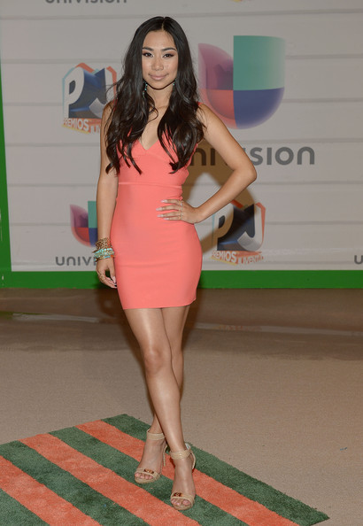 Who Wore What Quot Premios Juventud 2013 Quot Red Carpet