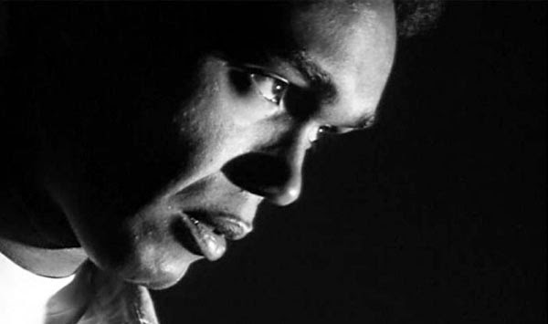 Duane Jones in George Romero's Night of the Living Dead