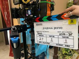 Jug Jugg Jeeyo First Look Poster
