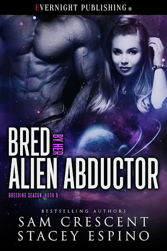 Bred by Her Alien Abductor