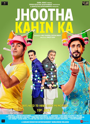 Poster Jhootha Kahin Ka 2019 Hindi HD 1080p