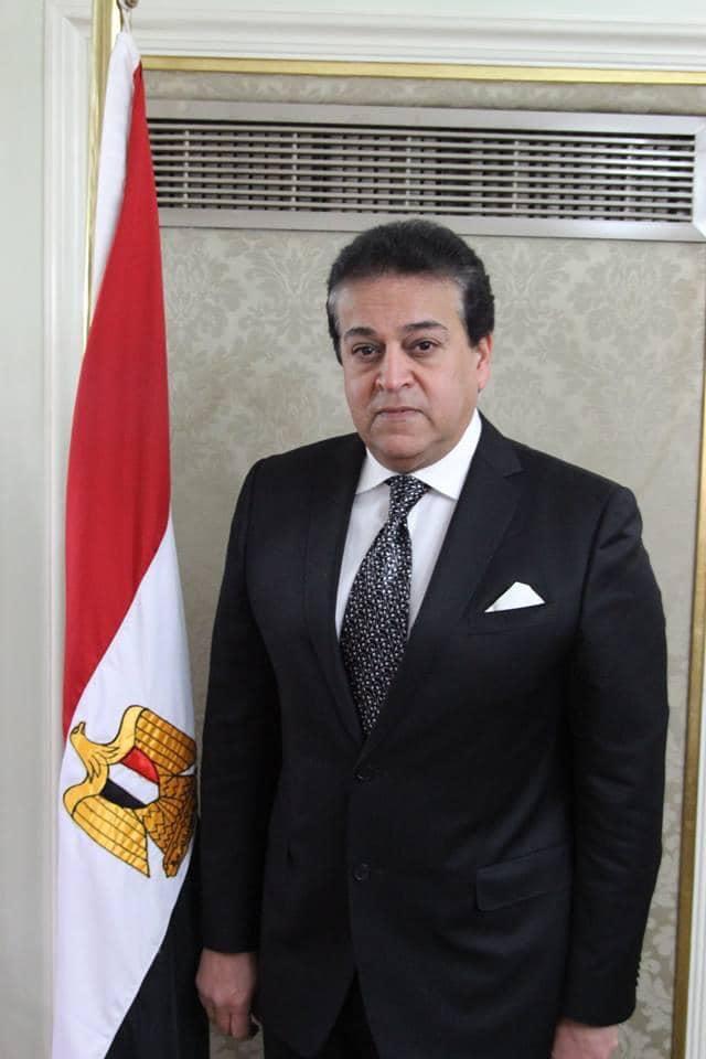 عبدالغفار يفتتح غدا عدد من المشروعات التعليميه بجامعه الفيوم