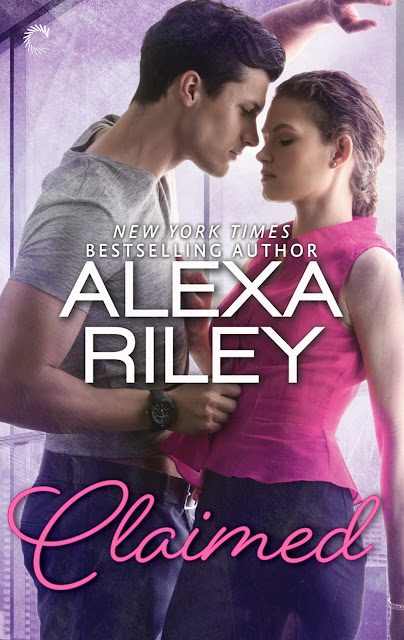 Claimed by Alexa Riley cover
