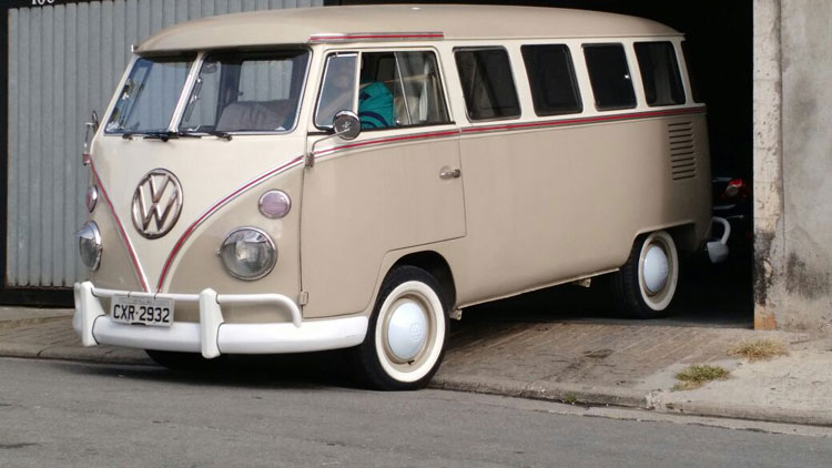 1970 VW Kombi T1 Super Luxury Executive