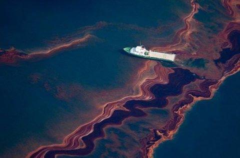أهم حوادث تسريب النفط في العالم