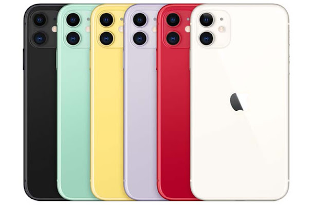Kamera iPhone 11